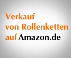 Selling of DITTON roller chains on Amazon.de