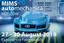 MIMS Automechanika <br> Moscow, Russia